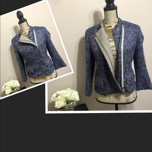 Armani Exchange tweed jacket